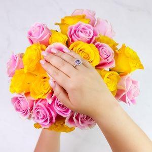 Tacori Rose Amethyst Ring!